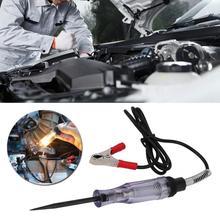 Цифровой Автомобильный термометр, Автомобильный Электрический тестер напряжения, авторучка, автоматический светильник, лампа, тестовый детектор er, зонд, инспекционные инструменты