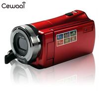 16X Zoom HD Camera Video Camera DVR Shooting Photography Premium Portable