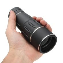 Best price 35×95 Handheld Monocular Telescope Lens Night Vision Phone Camera Lens Scope Adjustable Wide Angle Hunting Outdoor Investigate