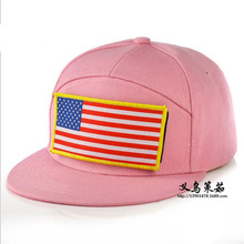 Top Quality Women And Men Outdoor Sport Popular Casual American Flag Baseball Caps Snapback Hip Hop Hats