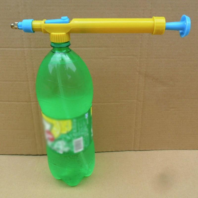 HTB1miIkcBKw3KVjSZTEq6AuRpXaA Trolley Gun Mini Water Bottles Plastic Sprayer Head Pesticide Spraying Head Garden Bonsai Pressure Sprayer Agriculture Tools