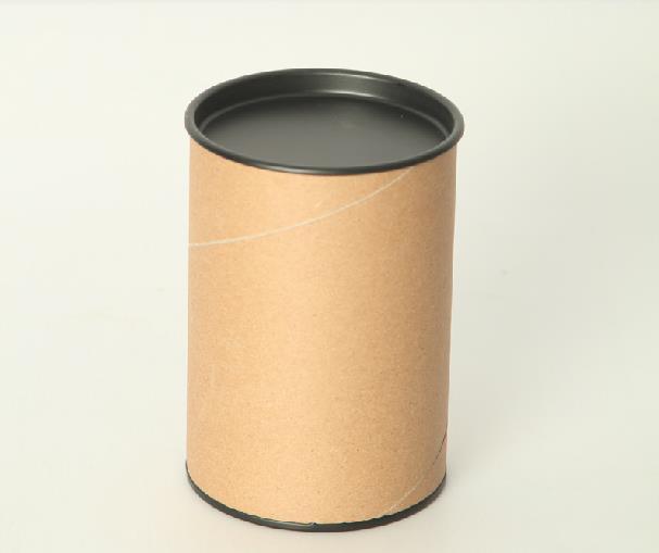 221ad2175b98 Envío libre al por mayor 28 unids lote 80 120mm Kraft material tubo de  embalaje para joyería regalo del té café caramelo de aluminio interior