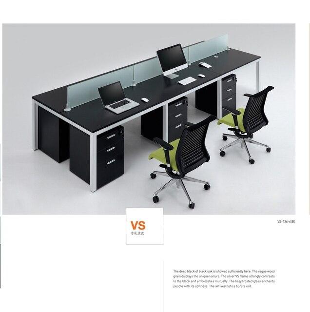 Estaciones de trabajo muebles de oficina escritorios de for Dimensiones de escritorios de oficina