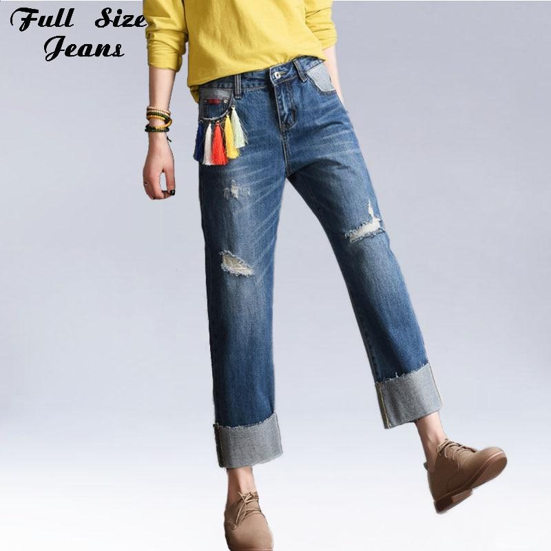 Online Get Cheap Cuffed Jean Capris for Women -Aliexpress.com ...