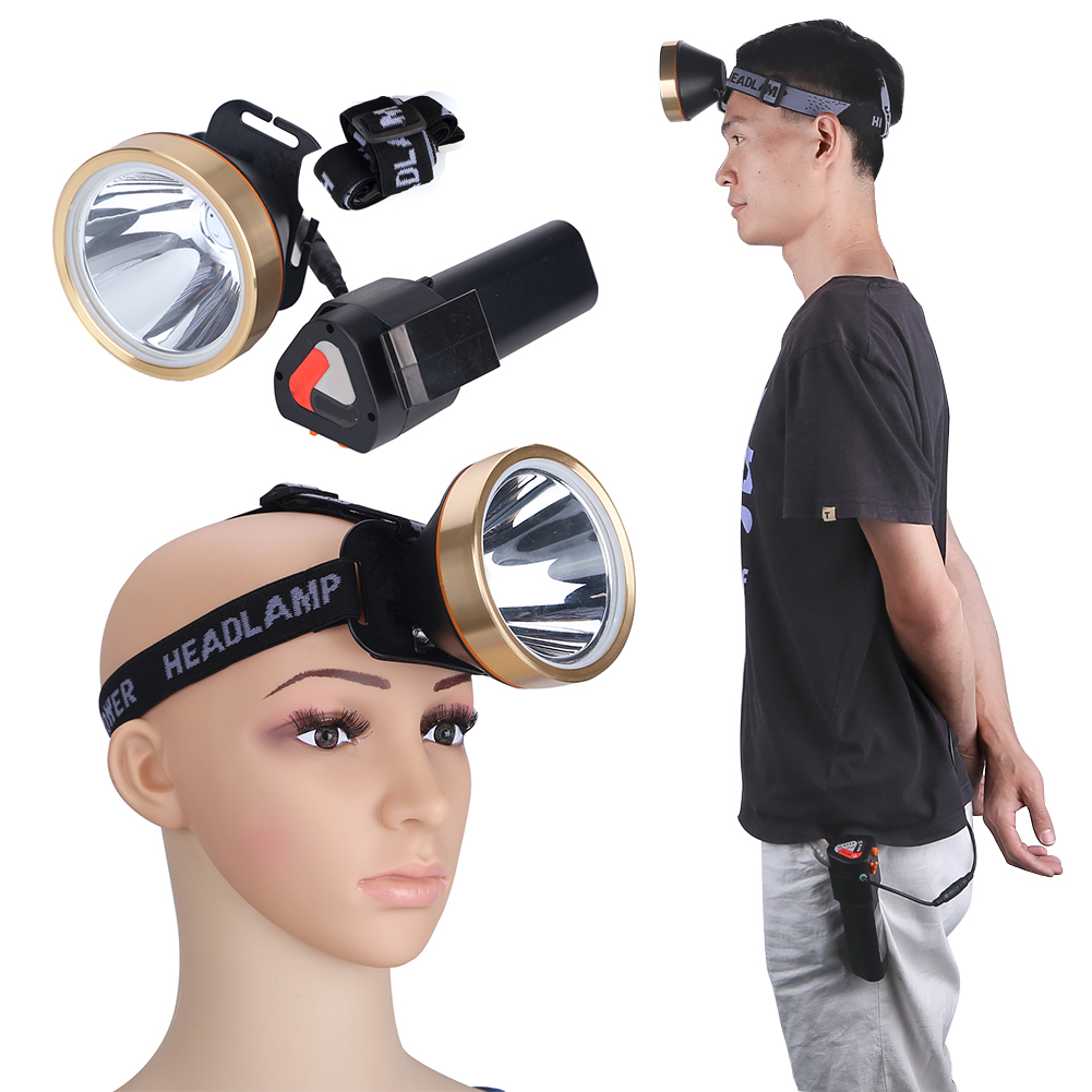 Powerful 30W  Headlight Super Bright Head Lamp Rechargeable Headlamp Waterproof LED Headlight For Huting Fishing Camping skyfire powerful brightest headlamp waterproof 2xt6 led headlight outdoor camp lamp hoofdlamp with 2 rechargeable 18650 4000lm