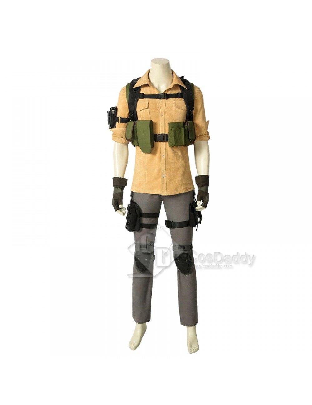 Tom Clancy la Division Aaron Keener Costume de Cosplay ensemble complet