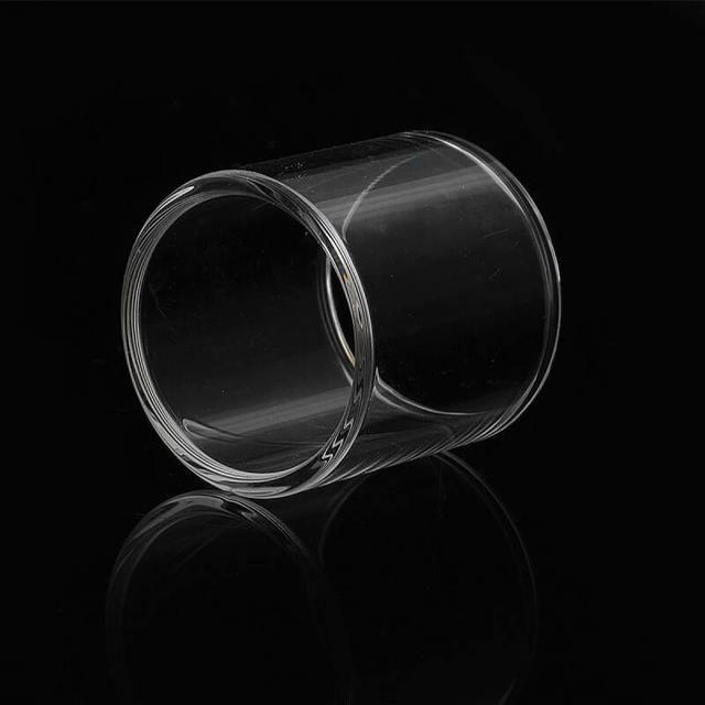 3 sztuk GeekVape Zeus X rta atomizer wyczyść wysokiej jakości wymiana szklana rurka 2 ml zwykłe szkło 4 5 ml Fatboy szkło tanie tanio GT0256 FT043 RESSAR