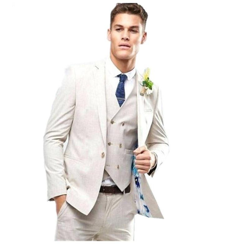 Homens-Terno-Do-Casamento-do-marfim-Entalhado-Collar-Slim-Fit-3-Pe-as-Jaqueta-Cal-a.jpg_640x640