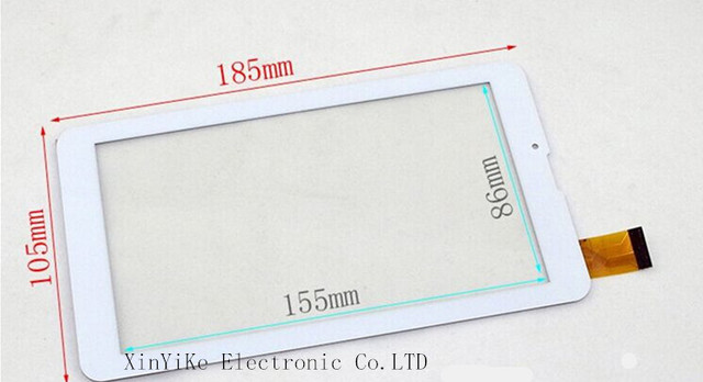 New 7 inch  For  Prestigio MultiPad Wize 3057 3G PMT3057   touch  screen tablet   Free shipping