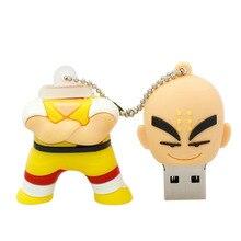 Dragon Ball – Goku & Krilin USB 2.0 Flash Drive (Up to 64GB)