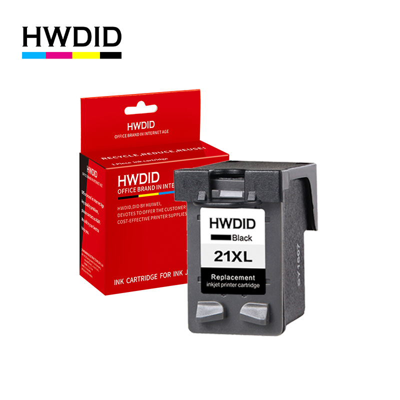 HWDID 21 XL Refill Ink Cartridge Replacement for HP21 21xl Black for Deskjet F300 F380 F2100 F2180 F2280 F4180 F2200 D2300 for hp 21 22 21xl 22xl ink cartridge for hp21 deskjet f2280 f380 f2100 f2110 f2240 f2180 f2250 f4100 d1360 d2360 printer