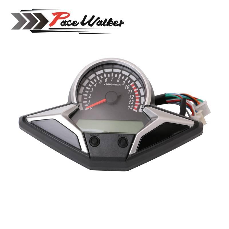 Motorcycle Tachometer Odometer Instruments Speedometer