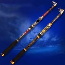 99% Carbon Telescopic Fishing Rod Super hard 2.1/2.4/2.7/3.0/3.6 Meters Distance Throwing Rod