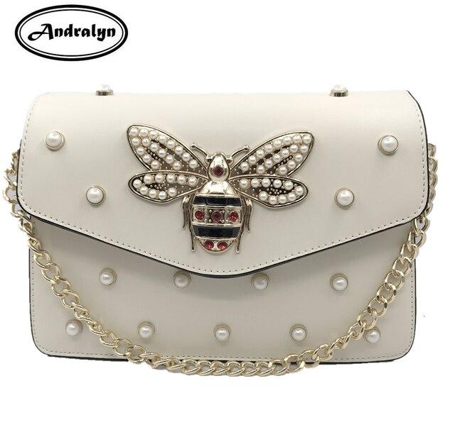 Brand Bag Women Messenger Bags Little Bee Handbags Crossbody For Shoulder Designer