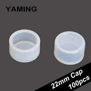 Push Button Switch Cap PBC Applies to 22mm mount LAY7 LA38 LAY37 Switch accessories Waterproof Dust-proof (100PCS)(China)