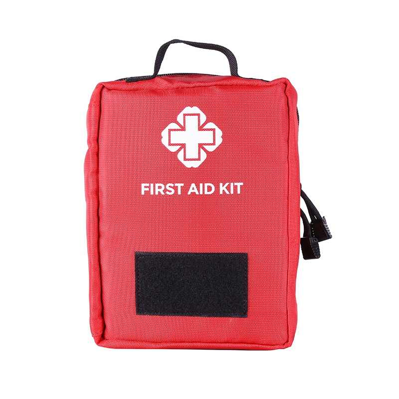 Outdoor Travel Multifunctional Emergency Bag Portable Environmental Emergency Medical First Aid Medicine Small Package Bag