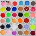 Nuevo 36 Pure Color Nail Art UV Gel Manicura Extensión fijado Para El Constructor Polaco Lámpara Caliente! venta al por mayor