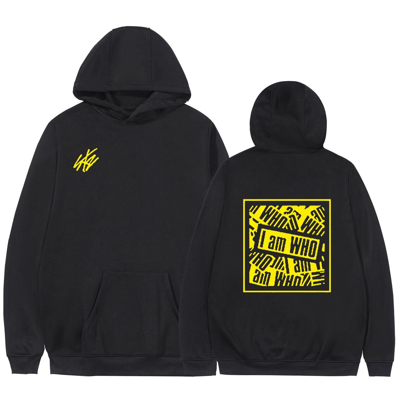 Straykids KPOP Hoodie Sweatshirt 2019 New Style Hoodies Women Oversized 4XL Hoodie Merchandise Casual Harajuku Stray Kids