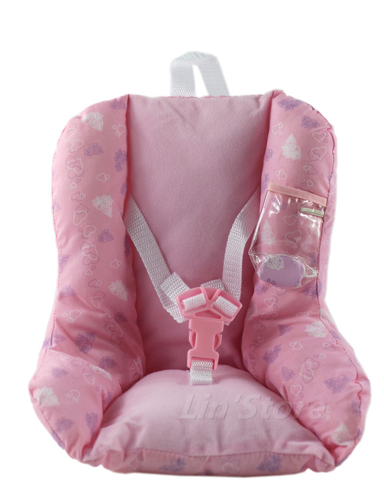 Amazing Us 9 99 New Pink Safety Cushions Seat Fit For 16 18 Inch American Girl Doll 43Cm Doll Or Other 40 46Cm Doll Accessories In Dolls Accessories From Gmtry Best Dining Table And Chair Ideas Images Gmtryco