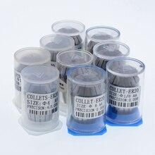 1 sztuk ER20 AA wysoka precyzja 0.008 tuleja sprężynowa frezowanie CNC narzędzie tokarskie ER20 tuleja sprężynowa uchwyt
