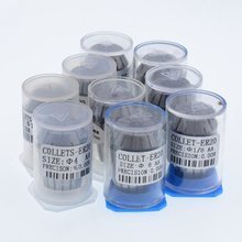 Herramienta de fresado de torno CNC, Pinza de resorte ER20 AA de alta precisión 0.008, mandril de resorte ER20, 1 ud.