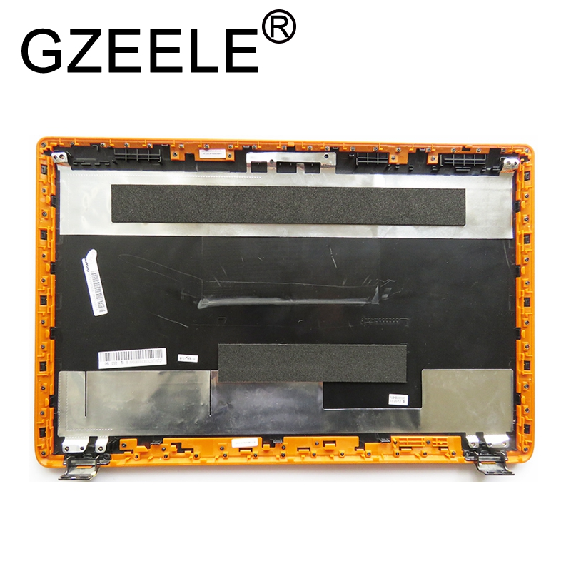 GZEELE New Laptop Top LCD Back Cover For Lenovo IdeaPad Y570 Y570N Y575 LCD BACK COVER AP0HB00040