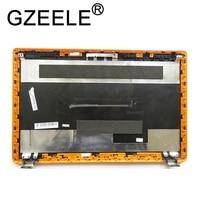 GZEELE Novo Top Laptop LCD Back Cover para Lenovo IdeaPad Y570 Y570N AP0HB00040 Y575 LCD TAMPA TRASEIRA|Bolsas e estojos p/ laptop| |  -