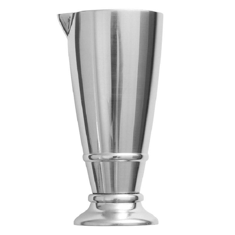 Spiritueux en acier inoxydable/gigue à Cocktail avec bec à bec fin pour verser avec précision le mesureur de boissons mélangées