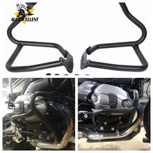 Motorcycle anti-collision protection rod bumper Crash Bar Engine Guard Frame For BMW R Nine T R9T R9 T 2014 2015 2016