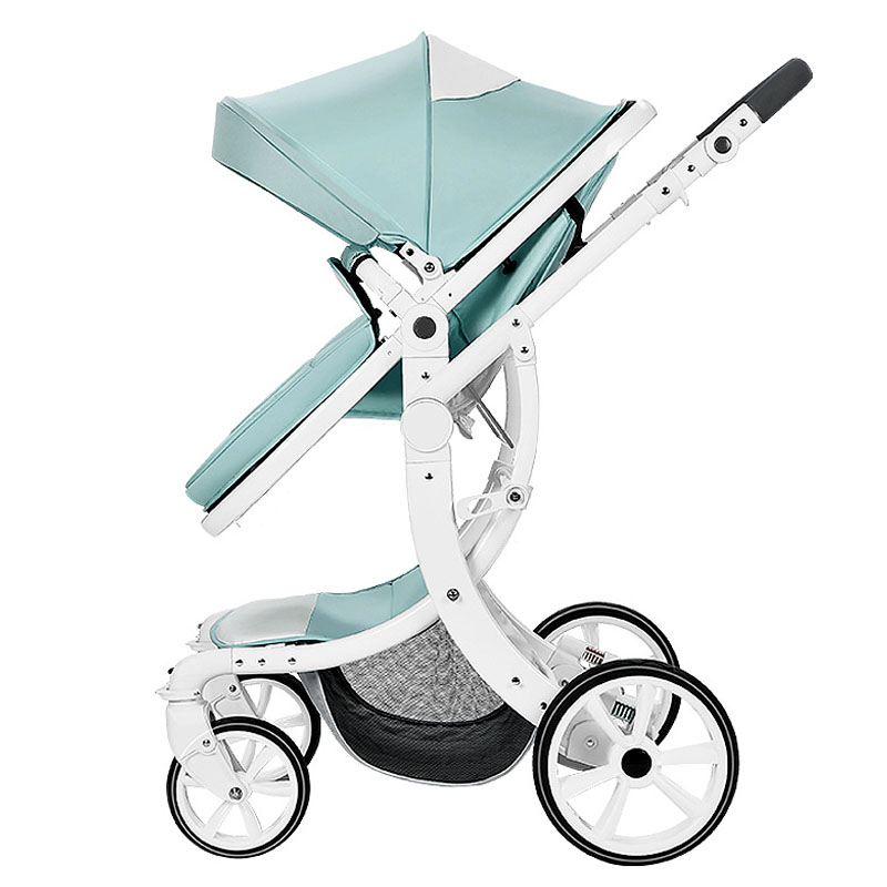 Baby Stroller 3 In 1 High Landscape Baby Stroller Newborn Baby Car Seat Cradle Baby Carriage Travel System Car Seat Stroller сумка nano de la rosa nano de la rosa na003bwzre50