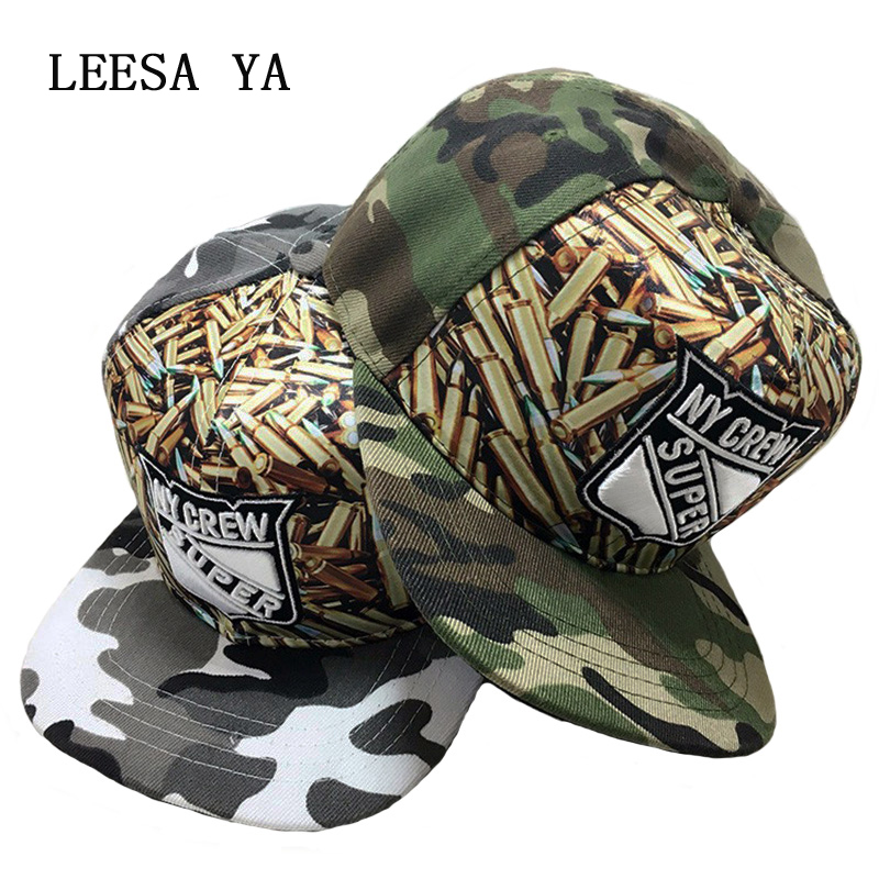Hot 2017 Brand New Snapback Cap for Men and Women Casquette NY Hip Hop Black Snap back Baseball Caps Camo Hats Gorras Ny hat boy hot 2017 ny hats new fashion unisex new york baseball cap gorras sports outdoor brand ny snapback hat hip hop caps for men women