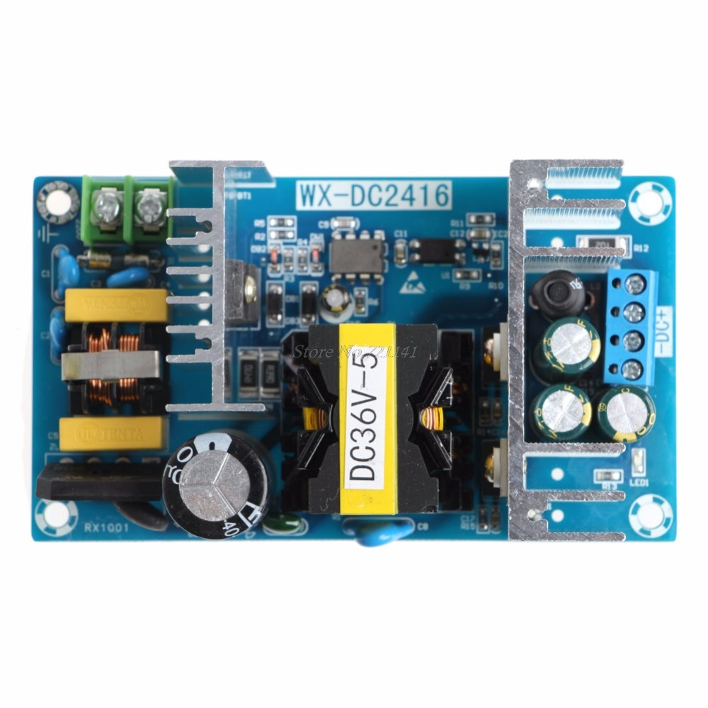 AC Converter 110V 220V <font><b>DC</b></font> 36V MAX 6.5A 180W Regulated Transformer Power Driver image
