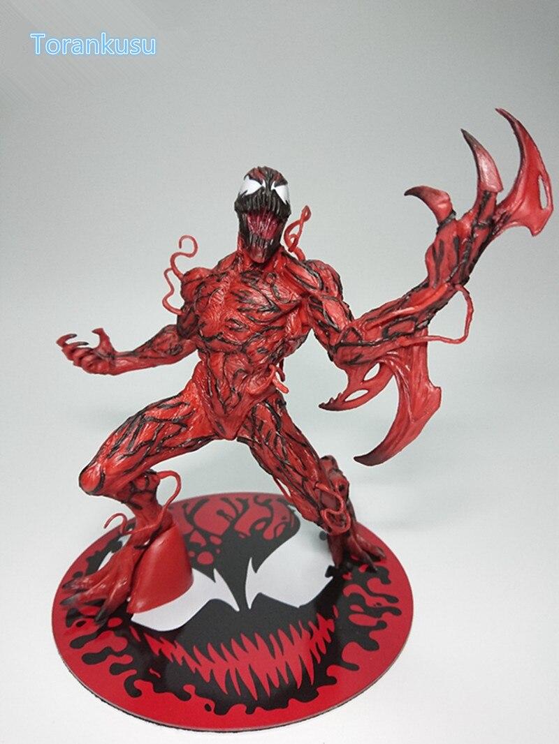 Carnage Cletus Kasady Spider-man ARTFX MARVEL NOW Figur Figuren No Box