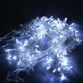 9.8ft x 6.6ft 224 LEDs 220V String Fairy Curtain Light Christmas Wedding Lights Indoor Outdoor Decor Lighting 5Color EU Plug