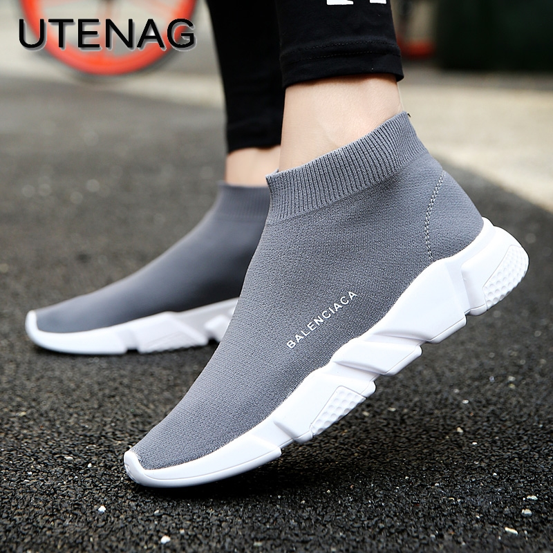 High Quality Summer Women Soft Sneakers Breathable Mesh Unisex Walking Footwear Lightweight Adults Comfortable Casual Shoes 2016 year end clearance sale women casual shoes summer lady soft fashion shoes high quality breathable shoes mm x02