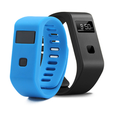 2016 BL06 Smart Band Wristbands Waterproof Bluetooth Smart Bracelet Pedometer Sleep Monitor For Android IOS Fitness Wristbands