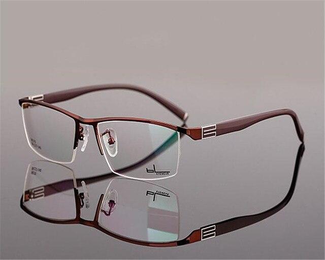 Progressive Near Me >> Dower Me Progressive Multi Focal Reading Eyeglasses Half Rim Alloy