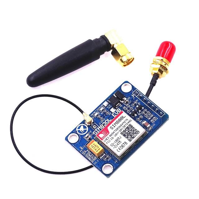 GSM Module SIM800L no signal?