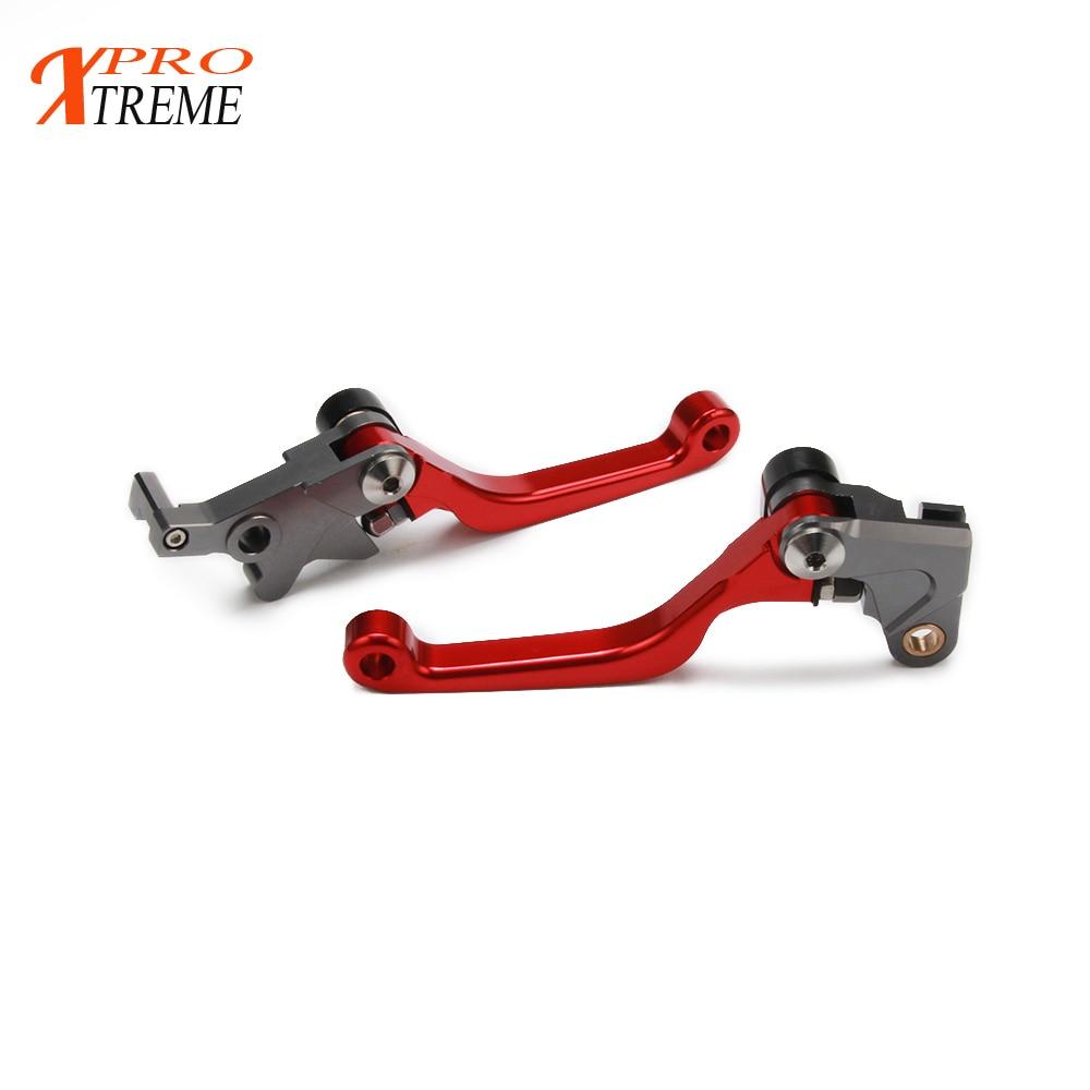 CNC Brake Clutch Lever For Honda XR250 95-07 CRM250R AR 94-99 XR400 Motorcycle