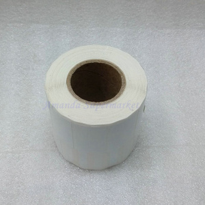 Image 5 - Network Cable Label Sticker 70*24mm 1000 Pieces PET Material White Color P Shape Waterproof Tear resistant