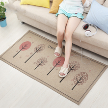 50X80CM+50X160CM/Set Doormat Non-Slip Kitchen Carpet/Bath Mat Home