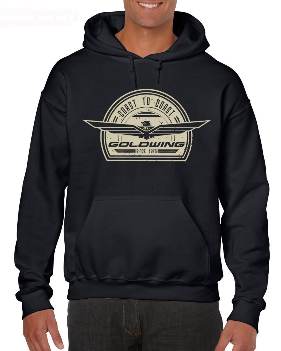 Men 39 s Last 2019 Simple Style Japan Motorcycle Riding Street Apparel Gold Wing GL1800 Retro Collection Hoodies Sweatshirt in Hoodies amp Sweatshirts from Men 39 s Clothing