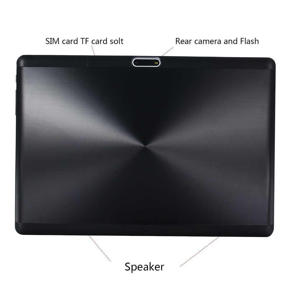 4GB RAM 64GB ROM 10 inch tablet Android 8.0 Octa Core 2.5D Glass 1280X800 IPS WIFI GPS Netflix Youtube Media Pad 10 10.1