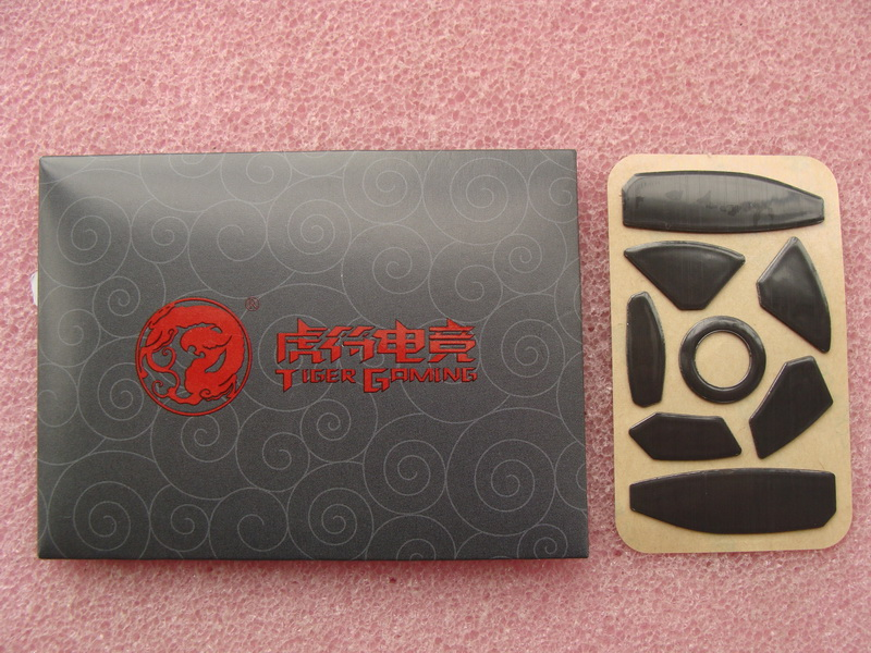 Authorized Original Tiger gaming mouse feet mouse glide for Razer Naga Epic/2012/hexagram Teflon mouse skates 3 types for choice