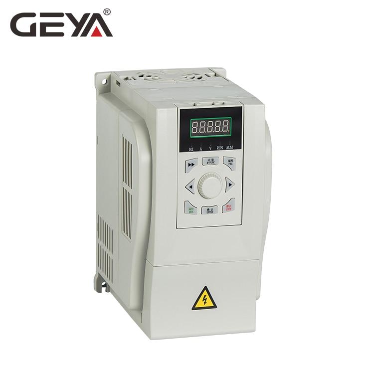 цена на GEYA LNC860 1HP 0.75KW Single Phase VFD AC Variable Frequency Drive 220V Inverter Converter