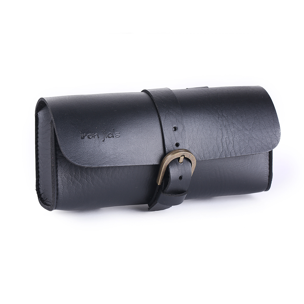 Bike Bags PU Vintage Tail Bag Bicycle Saddle Back Seat Tail Pouch Bags Cycling Equipment Bicycle Accessories Bisiklet Aksesuar in Bicycle Bags Panniers from Sports Entertainment