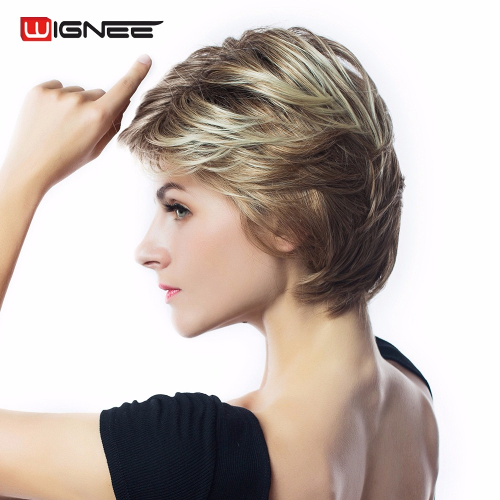 Short Synthetic Wig (11)
