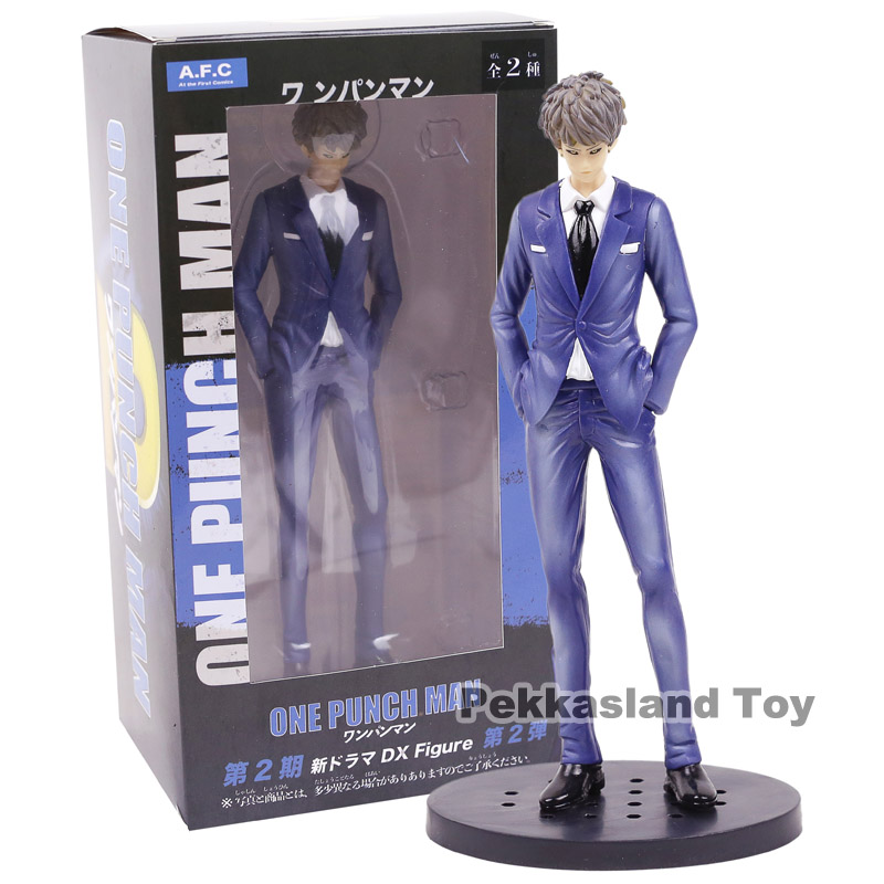 One Punch Man Genos Suit Ver. 1/8 Scale Painted PVC Figure Toy Brinquedos