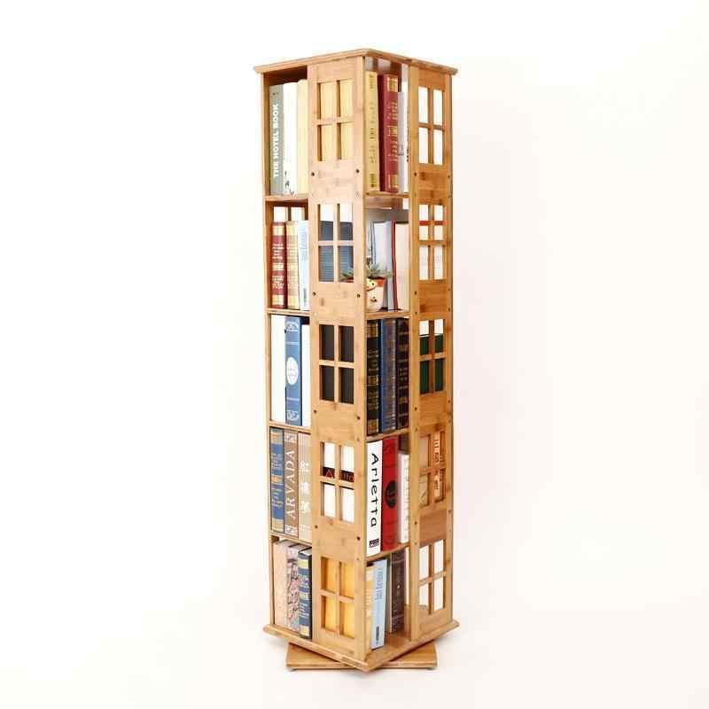 Meuble дальномер Librero Madera Dekoration Estante Para Livro Oficina домашний декор потертая Шикарная мебель ретро-книга полка чехол