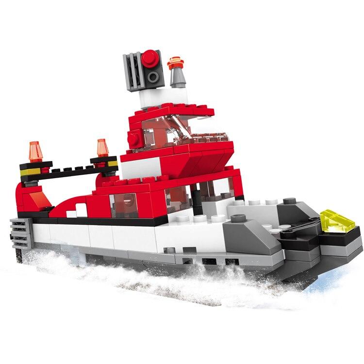 Модель Строительство комплекты Совместимость с LEGO City Военная Униформа вертолеты корабль 3D блоки Развивающие модели здания игрушки хобби